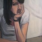 Portrait of Allison - November 2007